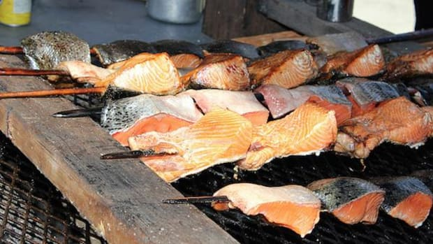 The U.S. EPA has released new guidelines for fish consumption that are more in line with what people eat, clearing the way for more stringent water-pollution standards.