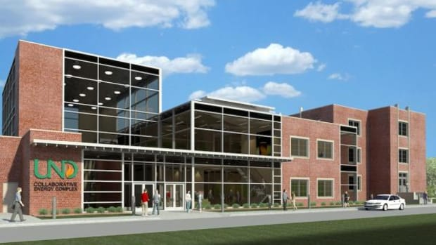 The Collaborative Energy Complex aims to create a hands-on experience, outreach, enriched lab experiences and industry partnerships between the university and the energy profession.
