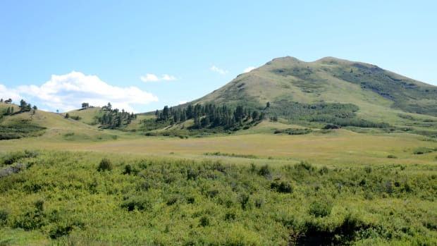 Rocky Boy Reservation is the smallest of seven reservations in Montana.