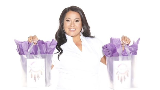 Tara Tarbell, St Regis Mohawk and owner of Niawen Skincare has created a cruelty-free skincare line that aligns with her own Native values.