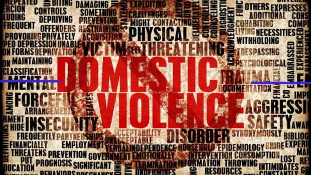 Karah Frank submitted her victim's impact statement to be published for Domestic Violence Awareness Month.