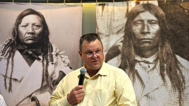 Sen. Jon Tester has reintroduced a bill aimed at a clean Carcieri fix.