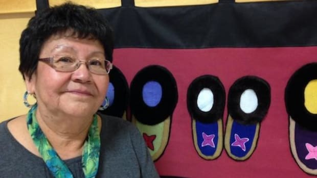 Cree Elder Frances Wesley has a dream: She hopes to gather 500 drummers together in Thunder Bay for Mother's Day.