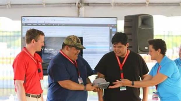 American Indian contestants receive third place in NASA's Swarmathon robotics competition that could help revolutionize astronomy.