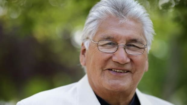 John Poupart, president of the American Indian Policy Center in St. Paul, Minnesota