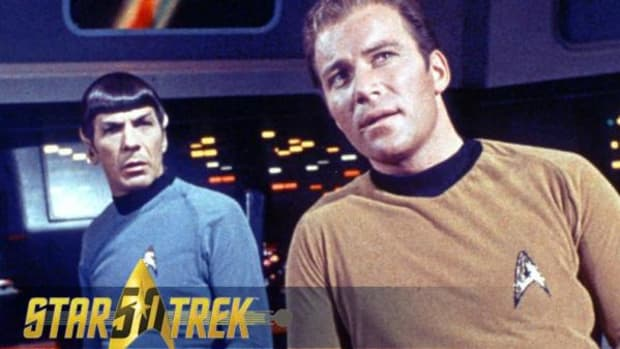 As a Trekkie for nearly 30 years — three-quarters of my life, I am super-excited about Star Trek's 50th anniversary this year.
