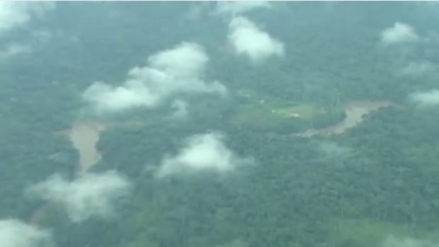 The headwaters of the Morona and Pastaza river basins, home to the Achuar of the Peruvian Amazon, are threatened by Big Oil.