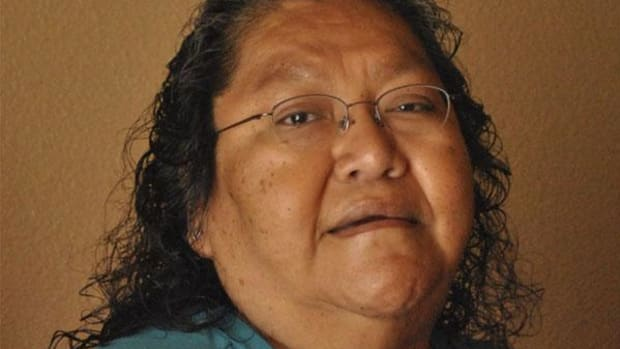 Hualapai Tribal Chairwoman Sherry J. Parker-Counts.