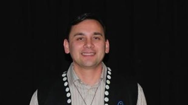 Jon Duncan, president  and CEO of Managed Business Solutions, is a Tlingit member of the Eagle Killerwhale (Dakhl'aweidí) clan. His Tlingit name is Gooch Tlein. (Courtesy MBS)