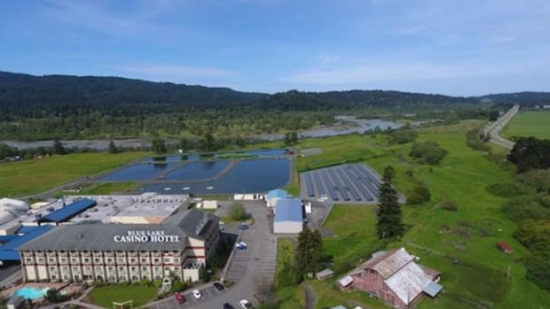 A microgrid is providing efficient, reliable, cleaner power for 100 year-old Blue Lake Rancheria's government offices, casino, hotel and other critical infrastructure.