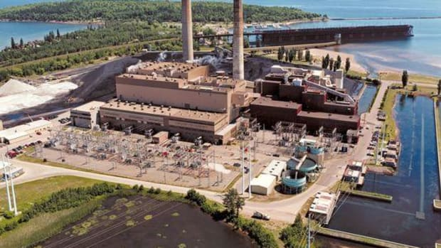 The Presque Isle Power Plant (PIPP) near Marquette, Michigan, is at the center of a contentious federal legal battle about power and the costs associated with it.