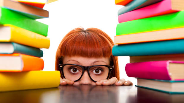 Proms, Homework and Finals, Oh My! 10 Ways Native Students Can Survive The Last Days of School. Photo - iStock