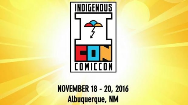 The inaugural Indigenous Comic Con on November 18-20 in Albuquerque, New Mexico, hopes to break down stereotypes.