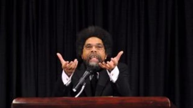 "Dr. Cornel West: ""Justice is what love looks like in public."""