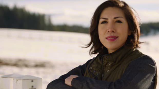 She's cool. And it's why Paulette Jordan could be Idaho's next governor.