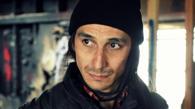 Tokala Black Elk Clifford, an Oglala Lakota actor from Pine Ridge, has grabbed considerable attention for his role as the violent drug-addict Sam Littlefeather in the gripping and realistic thriller by Taylor Sheridan, Wind River.