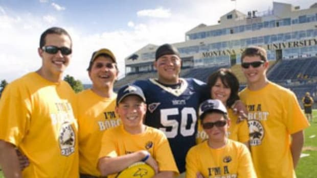 The Davis clan of Billings has resulted in big things for Montana State University athletics and Indian Club activities.
