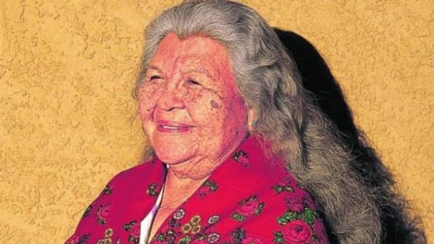 Agnes Dill, known for her work in Native women's rights, walked on March 17.