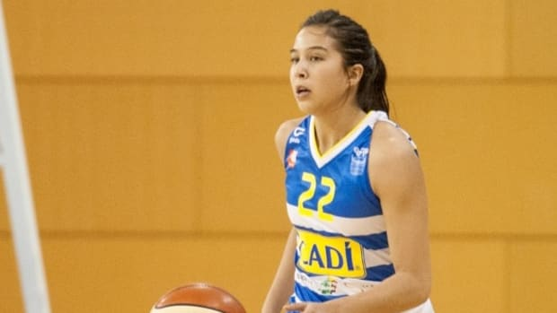 A New Language, New Regime and Spanish Pro Ball: ICMN is Catching Up with Jude Schimmel. Photo Agusti Pena