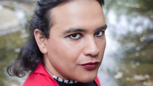 Director, actor and writer Xemi Manibusan fights for accurate and respectful Native Two-Spirit representation in the D.C. art scene.