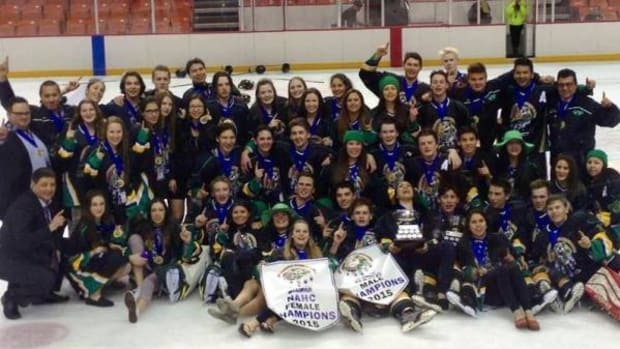NAHC Boys and Girls 2015 Champs - The annual National Aboriginal Hockey Championships (NAHC) will begin this Monday and continue until May 7 in Mississauga, Ontario, just west of Toronto.