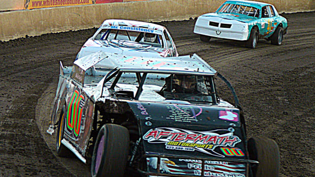 For those who love the roar of noisy engines, pedal-to-the-metal speed down the straightaway and cars skidding into a 45-degree turn while tossing massive dirt clods in their wake, another season is underway at the Cocopah Tribe's speedway just outside of Yuma, Arizona.
