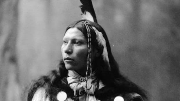 'Thomas White Face, Ogalalla Sioux' by Heyn Photo