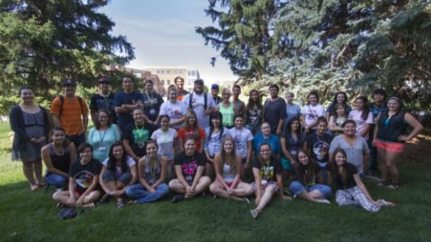 More than 30 new students spent a week before the start of school touring the Black Hills State University campus and community through a program aimed at helping Native American students transition into University life.