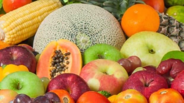 "Apples and grapes appear on the ""Dirty Dozen"" list, and things like cantaloupe and pineapple appear on the ""Clean Fifteen"" list."
