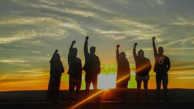 Three federal agencies immediately intervened Friday to stop construction on the Dakota Access pipeline after a federal judge denied the Standing Rock Sioux's request for an injunction to halt the pipeline.