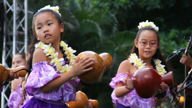 Hula, the language of the heart