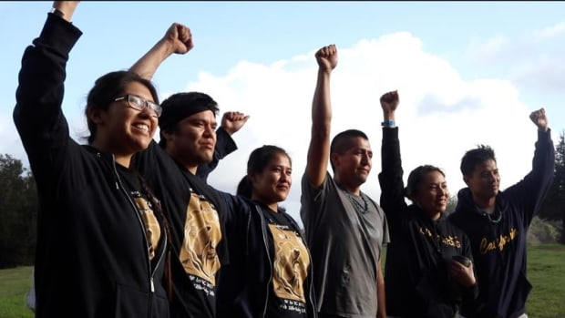 The Longest Walk: Some of the 30 Native Americans running 4,000 miles through 12 states, from San Francisco to Washington D.C., stopping at 56 indigenous communities to send a message of sobriety.