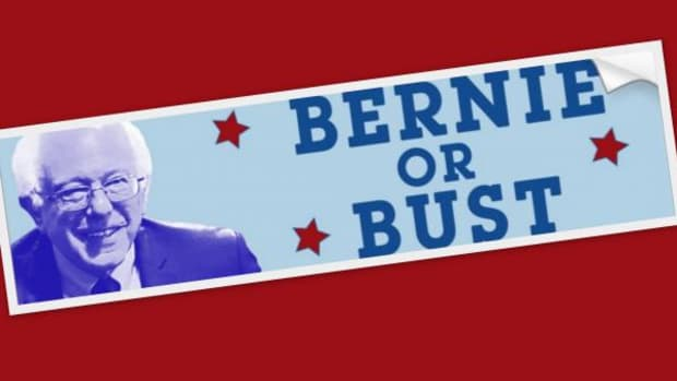 Gyasi Ross: Why I Would Vote For Hillary If Bernie Did Not Win the Nomination