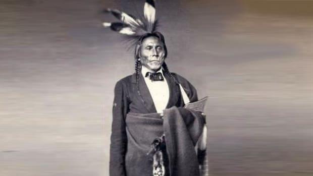 When Will There Be a Native American President? [Part 1] 'Sigh,' It's Gonna Be Awhile…