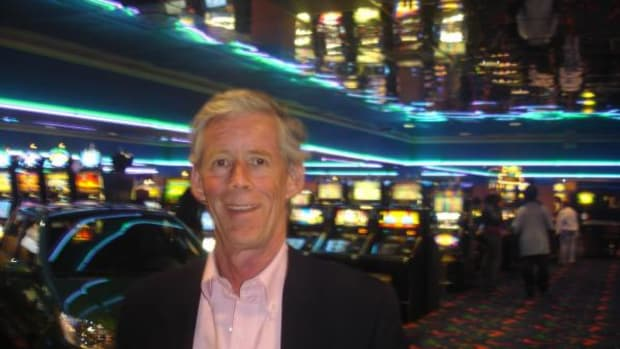 """Hendrie: """"Casinos create jobs and bring monies to municipal coffers in hard times. And there is a good reason for that: Simply stated, this isn't your grandparents' gaming."""""""