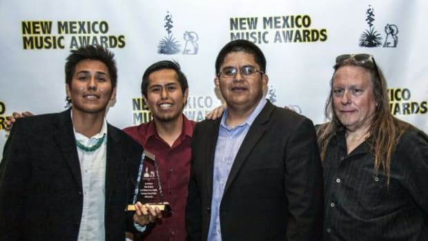 Levi Platero, Indigie Femme Capture Top Honors at 2016 New Mexico Music Awards
