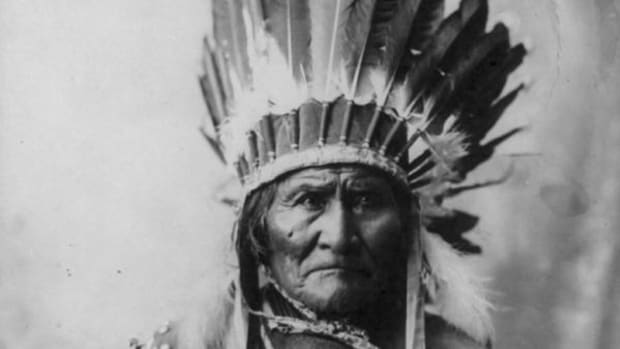 Geronimo was skillful as a warrior, and also knew how to monetize his fame.