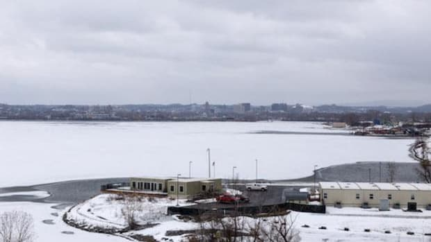 The bottom of Onondaga Lake is coated with mercury and other industrial sludge that was supposed to be held in place by a cap. That measure has failed three times, according to Onondaga Nation research.