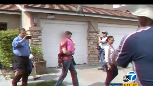 On Monday, March 21, pandemonium broke out in Santa Clarita, California, at the home of foster couple Summer and Russell Page as social workers from the Department of Children and Family Services arrived to pick up a 6-year-old girl who was being held by the couple in defiance of a court ordering her returned to relatives after a five-year custody battle.