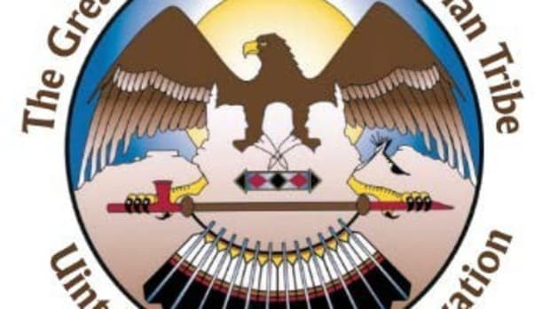 Great Seal of the Ute Indian Tribe of the Uintah and Ouray Reservation