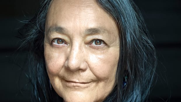 Pictured: Film and television actress Tantoo Cardinal, 2019 Indigenous Film Summit keynote speaker