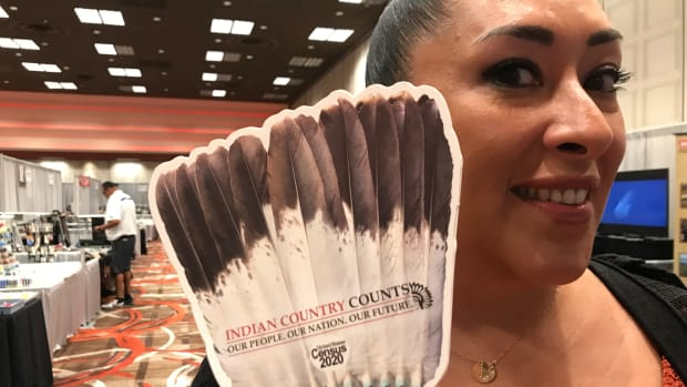 Indian Country Counts - Census 2020