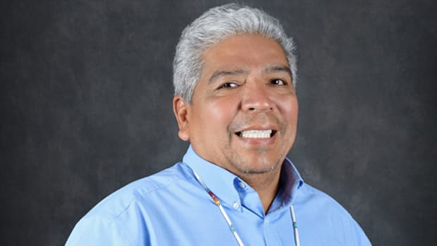 Pictured: Chairman Ladd Edmo, Shoshone-Bannock Tribes.