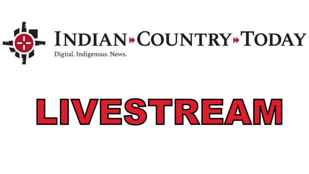 Indian Country Today Livestream