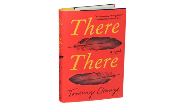 'There There' a novel by Tommy Orange