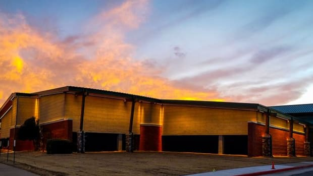 Pictured: Cherokee Nation W.W. Keeler Tribal Complex in Tahlequah, Oklahoma.