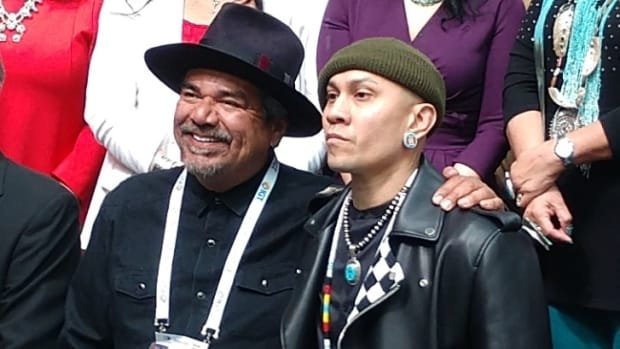 Taboo and George Lopez