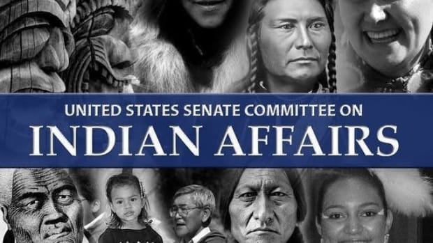 United States Senate Committee on Indian Affairs - feature image