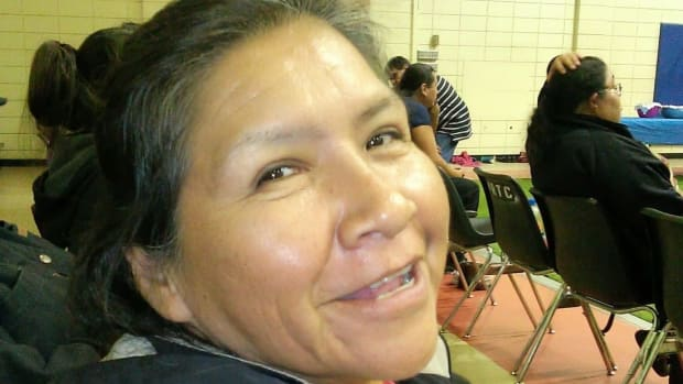 Dawn Wheeler, Northern Arapaho, died from COVID-19 on April 20, 2020. Dawn was 55. (Photo courtesy of the Wheeler Family)