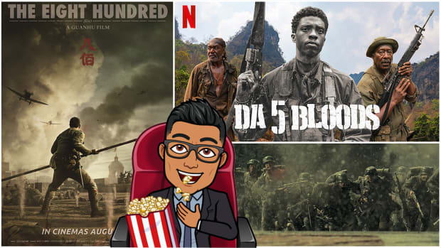 Native Nerd Review - Da 5 Bloods and The Eight Hundred